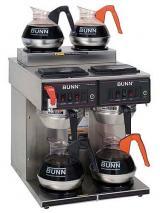 Bunn CWTF 2-2 Twin coffee brewer 220-240Volt, 50/60Hz.