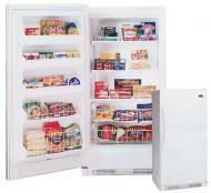 Whirlpoool 5VEV188NAQ White 18 cu.ft Upright Freezer 220-240 Volt 50/60 Hertz