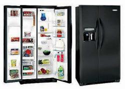 Frigidaire GLSE28V9GB Side by Side Refrigerator with 220-240 volt, 50/60Hz