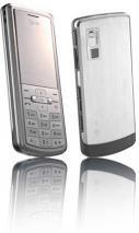 LG Shine KE770 unlocked Triband SILVER GSM Phone,