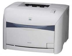 Canon LBP5200 Color laser printer 220-240 Volt/ 50 Hz,