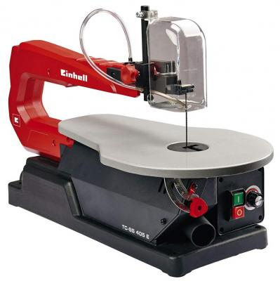 Einhell 4309040 TC-SS 405 E 120 W Scroll Saw - Red 220-240 Volts NOT FOR USA
