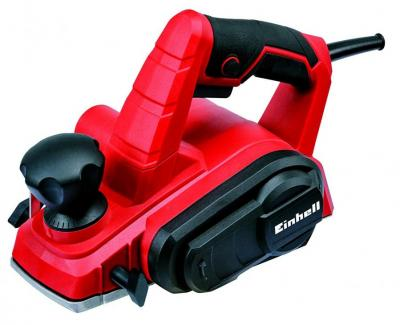 Einhell 4345310 TC-PL  750 Electric Planer with Rebating Facility Complete, 750 W - Red 240 Volts NOT FOR USA
