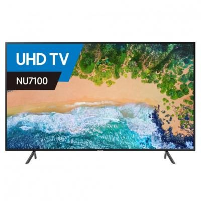 Samsung UA43NU7100 43 Inch 109cm Smart 4K Ultra HD Multisystem LED 110-220 VOLTS NTSC-PAL
