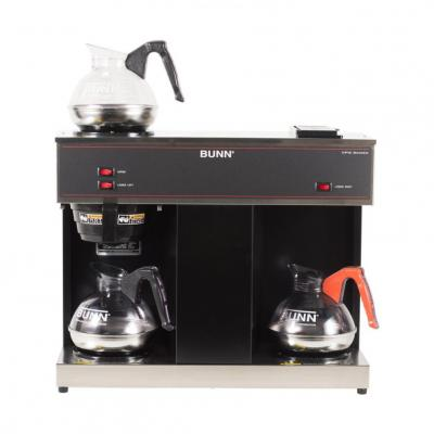 BUNN VPS Commercial Pourover Coffee Maker with 3 Warmers