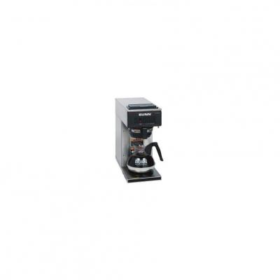 BUNN VPR 12 Cup Low Profile Commercial Pourover Coffee Maker with 1 Warmer 220 VOLTS NOT FOR USA