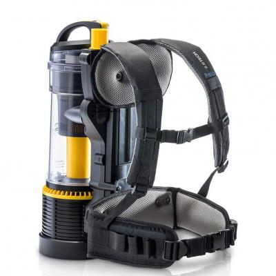 Commercial Bagless Backpack Vacuum with Deluxe 1 1/2 inch Tool Kit  220 volts not for usa