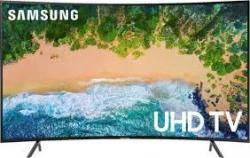 SAMSUNG 49NU7300 UHD 4K Curved Smart TV 110-220 VOLTS NTSC-PAL