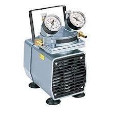 Cole-Parmer AO-07061-22 Gast Doa-P725-Bn Vacuum/Pressure Diaphragm Pump, 220 VOLTS NOT FOR USA
