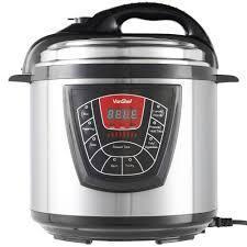 Vonshef 13333 Digital Electric Pressure Cooker 220 VOLTS NOT FOR USA