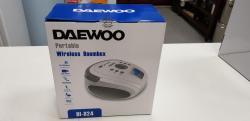 Daewoo DI-824 Boom Box 220 VOLTS NOT FOR USA