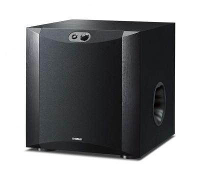 Yamaha NSSW300BL Black (Soc) 220-240 Volts NOT FOR USA