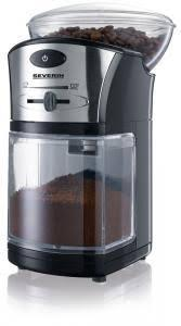 Severin KM 3874 coffee grinder, black-silver 220 VOLTS NOT FOR USA