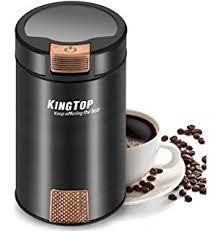 KingTop Electric Coffee Mill Razor Powerful 200 watts for grinding coffee beans 220 VOLTS NOT FOR USA