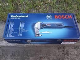 Bosch Professional GSC 75-16 220 VOLTS NOT FOR USA