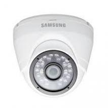 SAMSUNG SDC-8442DC 720P HD WEATHER RESISTANT DOME CAMERA 110-220 VOLTS
