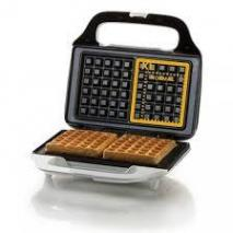 Domo DO9133W Waffle Maker XL 220 VOLTS NOT FOR USA