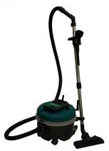 BI BGCOMP9H Big Green Commercial Bagged Canister Vacuum, 7.3L Bag Capacity, Green 220 VOLTS NOT FOR USA