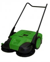 BI BG477 Commercial Push Power Sweeper - Manual 220 VOLTS NOT FOR USA