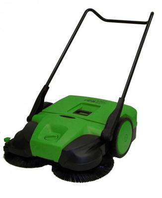 Bissell BG477 Commercial Push Power Sweeper - Manual 110 volts ONLY FOR USA