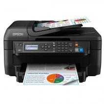 Epson WorkForce WF-2750DWF Print/Scan/Copy/Fax Wi-Fi Printer 220-240 Volts NOT FOR USA