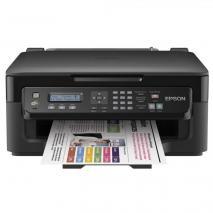 Epson WorkForce WF-2510WF Print/Scan/Copy/Fax Wi-Fi Printer 220-240 Volts NOT FOR USA