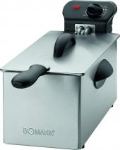 Bomann FR2264 CB Stainless Steel Chip Pan 220-240 NOT FOR USA