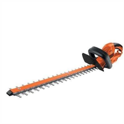 Black & Decker GT6060 600W 60cm Hedgetrimmer/ 25mm Blade Gap/ Bale Handle Design/ Cable Management 220-240 Volts NOT FOR USA