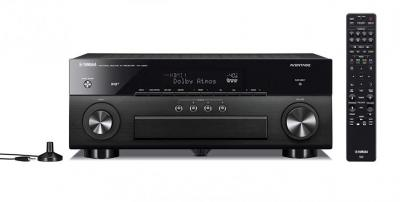Yamaha A880 7.2 Home Receiver – Black 220 volts NOT FOR USA
