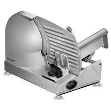 Bomann MA 451 CB Metal Slicer 220 VOLTS NOT FOR USA