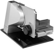 Ritter sono 5 universal slicer with eco motor 220 VOLTS NOT FOR USA