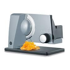 Graef S11000 Slicer, Grey 220 VOLTS NOT FOR USA