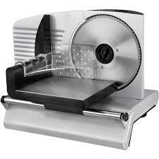 Kalorik TKG AS 1002 Metal Slicer, 200 W, Silver 220 VOLTS NOT FOR USA