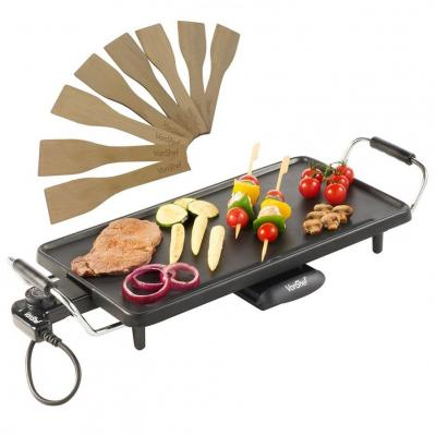 Vonshef  Large Electric Teppanyaki Style Electric Grill for 220 Volts 07030 (Not for USA)
