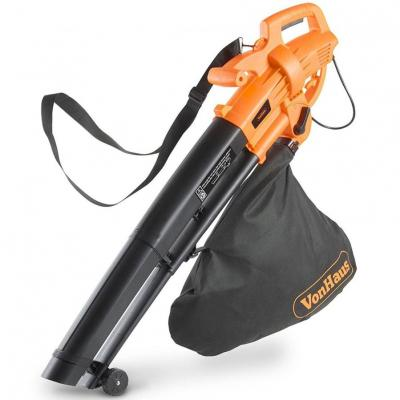 Vonhaus  3-in-1 Leaf Blower, Vacuum, & Mulcher for 220/240 Volts 2600W (Not For USA)