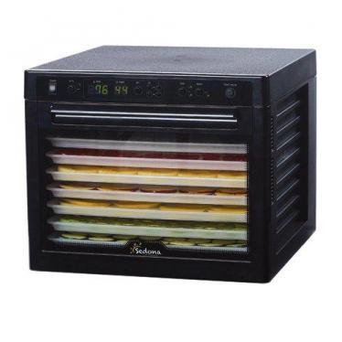 Sedona Dehydrator 220V 220 Volt International Power Digitally Controlled Food Dehydrator (SD-9000)