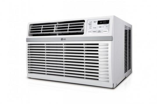 LG LW6018ER - 6,000 BTU Window Air Conditioner with Remote (Factory Refurbished)