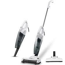 Holife 408BW Corded Vacuum Cleaner, 15Kpa Powerful Suction 2 in 1 Handheld & Upright Lightweight 220 VOLTS NOT FOR USA