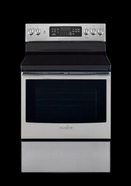 Mabe EML835 Radiant burners Electric Cooktop 220 VOLTS NOT FOR USA