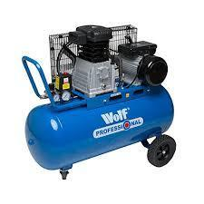 Wolf Dakota 90 Litre, 3HP, 14CFM, 240v, MWP 150psi 220 VOLTS NOT FOR USA