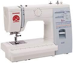 Janome 423S Sewing Machine 220 VOLTS NOT FOR USA