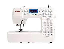 Janome GD8100 Computerised Sewing Machine 220 VOLTS NOT FOR USA