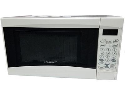 Multistar MW20W700EU Microwave Oven 220 VOLTS NOT FOR USA