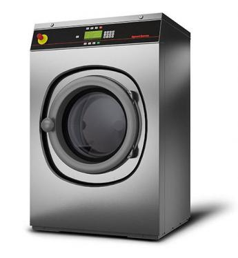Speed Queen SY90 90 lb Washer-Extractor ON-PREMISES LAUNDRY Softmount Washer-Extractors 220-240V - 440-480V 50/60Hz 3ph