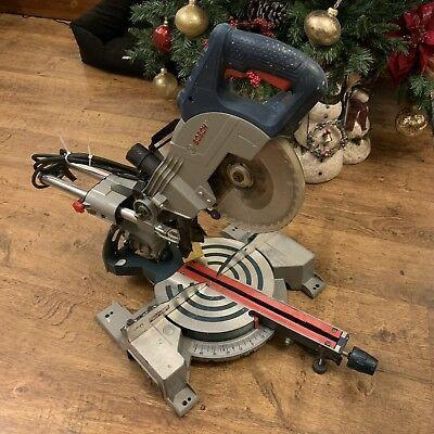 BOSCH GCM SJ 800 Mitre Saw 220 VOLTS NOT FOR USA
