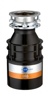 ISE INSINKERATOR 46 FOOD WASTE DISPOSER NEW MODEL WITH NO SWITCH - FOR OVERSEAS 220 VOLTS ONLY