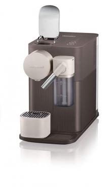 De'Longhi 0132193273 Latissima One Single Serve Coffee Machine, 1400 W, 1 Liter, Brown [Energy Class A++] 220 VOLTS NOT FOR USA