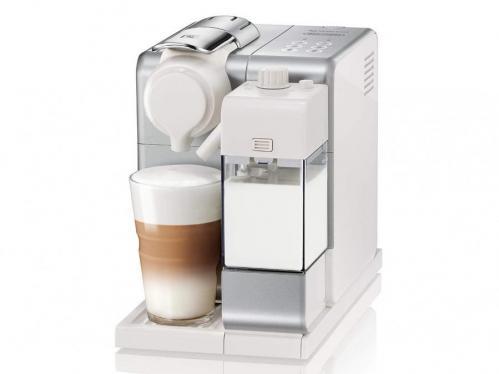 De'Longhi Lattissima Touch-EN560.S Lattisima Touch Nespresso Coffee Machine, Plastic, 1400 W, Silver 220 VOLTS NOT FOR USA