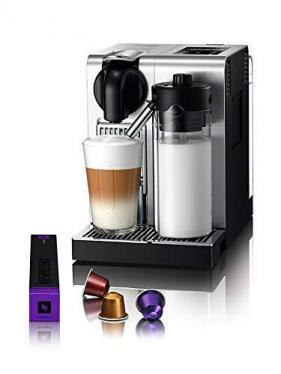 De'Longhi EN750MB Nespresso Capsule, Silver 220 VOLTS NOT FOR USA