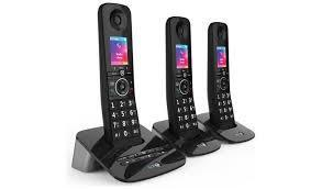 BT Premium Cordless Home Phone with 100% Nuisance Call Blocking, 220 VOLTS NOT FOR USA